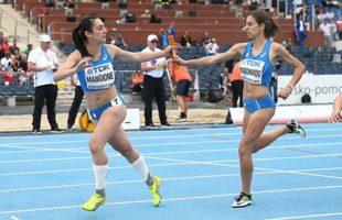 Campionati Mondiali Under 20: la 4x400 in finale con Alice Mangione