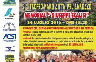 Domenica 24 luglio il 2° Trofeo Naro Città del Barocco