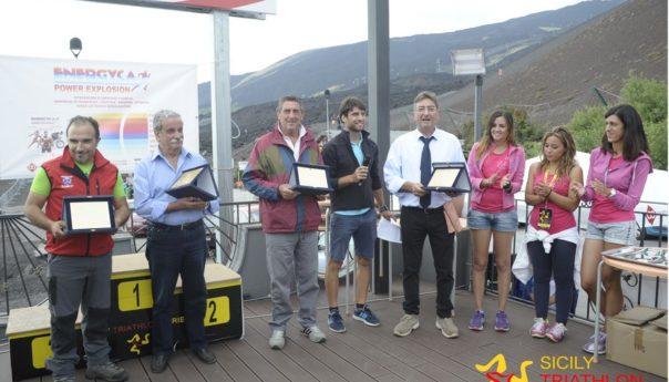 Etna Sky Duathlon: vittorie per Salerno e Marzo