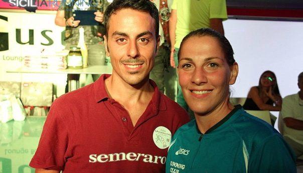 Successo per la Mezzanotte Running: vincono Lucio Cimò e Barbara La Barbera