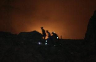 Corsa ed escursioni in notturna sulle Madonie