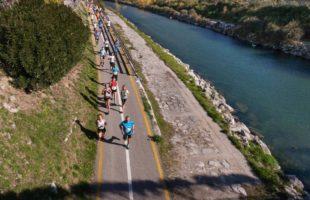 Gia' 1660 iscritti alla garda Trentino Half Marathon