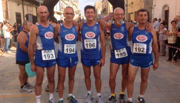 Impegnati su vari fronti gli atleti della Polisportiva Marsala doc