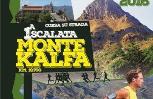 Il 16 ottobre la 1a Scalata al Monte Kalfa