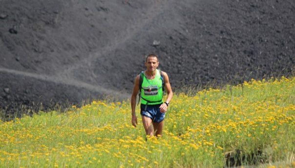 Vito Massimo Catania ottavo agli italiani di Ultra Trail