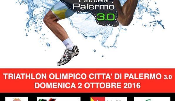 Spettacolo assicurato con il Triathlon Olimpico Città di Palermo 3.0