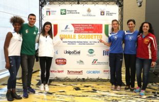 Finale Oro: a Cinisello Balsamo di scena il Cus Palermo