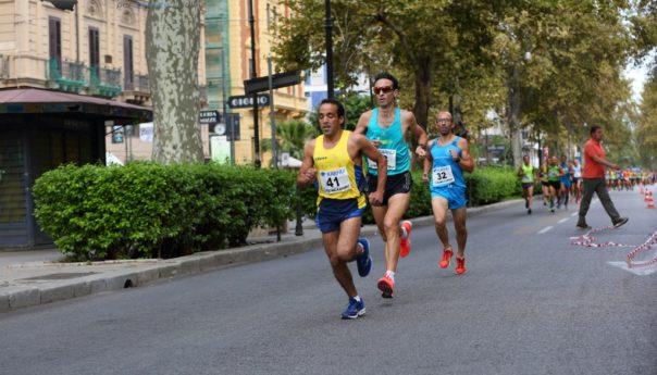 Bibi Hamad e Filippo Lo Piccolo al via nella 3a tappa del Running Sicily 2016