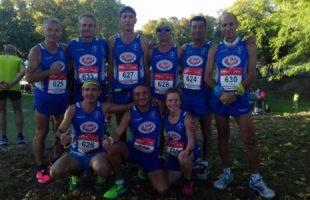 Nove atleti della Polisportiva Marsala Doc alla Maratona di Parma