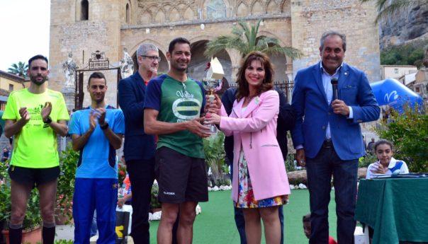 Il prete maratoneta Don Vincenzo Puccio al Running Sicily