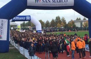 6000 studenti a Dolo per l'Alì Family Run Riviera del Brenta