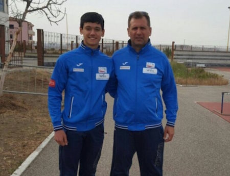 Samuele Licata vola nei 300 hs ed è record italiano