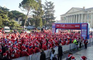 Presentata la Christmas Run Modena dell'otto dicembre