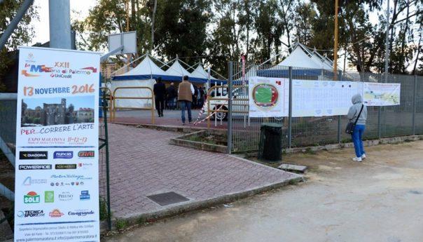 XXII Maratona di Palermo: si parte...apre l'Expo