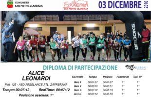 Campionati provinciali di corsa campestre: i diplomi on line