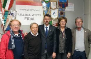 FIDAL Veneto: Sara Simeoni vicepresidente insieme a Giuliano Corallo