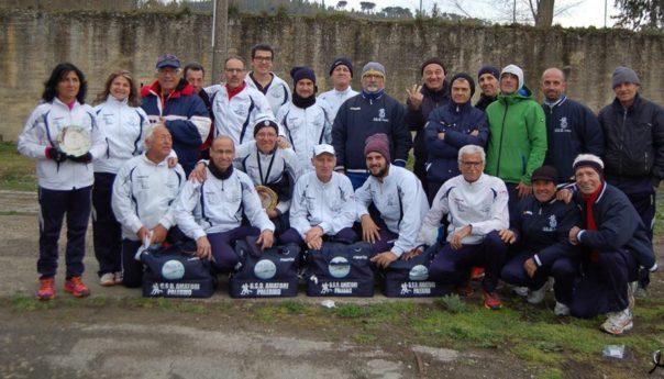 Al GSD Amatori Palermo la Targa ACSI BioRace della Solidarietà 2016