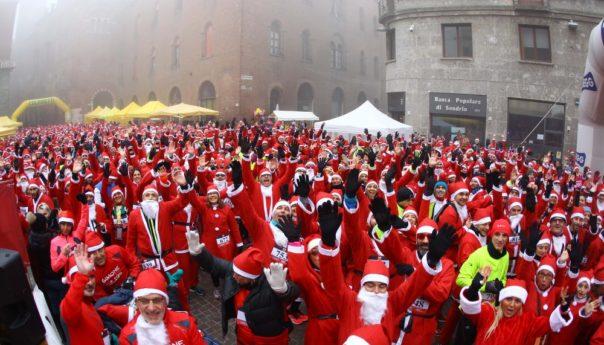 Christmas Run a Modena e Cremona