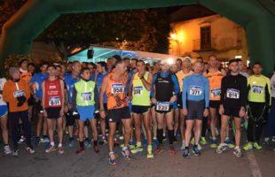 Vigilia dell'Immacolata di corsa a Montelepre