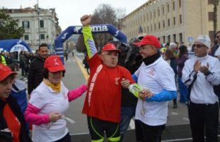 Filocamo alla Maratona di Messina: <Corro per vincere la vita>