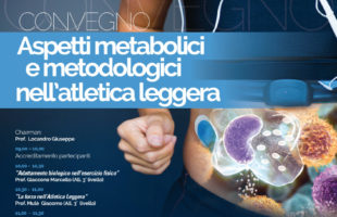 Convegno su Aspetti metabolici e metodologici nell'atletica