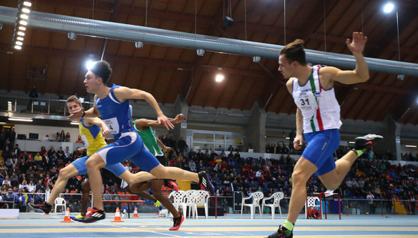 Artuso a 3 centesimi dalla migliore prestazione nazionale Junior sui 50 metri