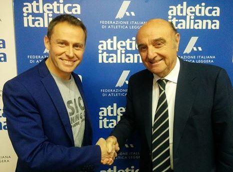 Struttura tecnica federale dell'Atletica Italiana: Filippo Di Mulo consulente per la velocità