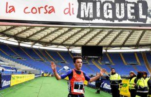 Corsa di Miguel 2017: pettorale n.1 al mezzofondista marchigiano Samuele Grasselli