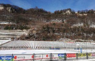 Cross Internazionale della Vallagarina: prima sorpresa la neve