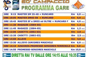 60° Campaccio: la start list