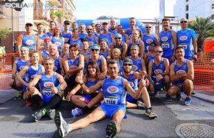 39 atleti della Pol. Marsala Doc alla mezza di Capo d'Orlando