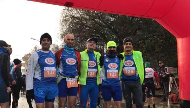 Cinque atleti della Pol. Marsala Doc alla Maratona di Ragusa