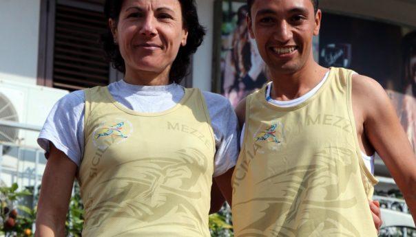 A Capo d'Orlando vincono Idrissi e Betta e indossano le prime maglie Oro del GP di maratonine