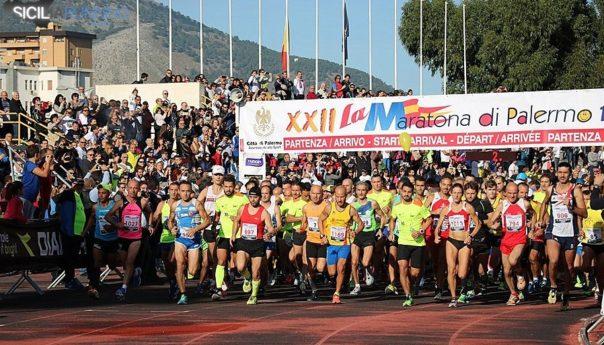 XXIII Maratona Città di Palermo: aprono le iscrizioni