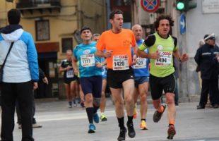 Oltre 200 gli iscritti al 1° Trofeo podistico Città di Cefalù
