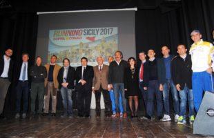 Presentato il Running Sicily 2017: quattro tappe. Si parte dal Malta