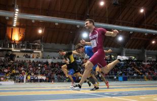 Fine settimana con i Campionati Italiani Assoluti Indoor: i siciliani in gara