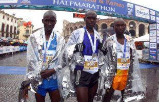 Gensan Giulietta&Romeo Half Marathon: i Top runner