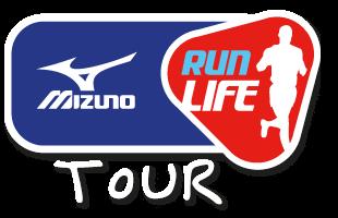 A Ravanusa la Mizuno Run Life