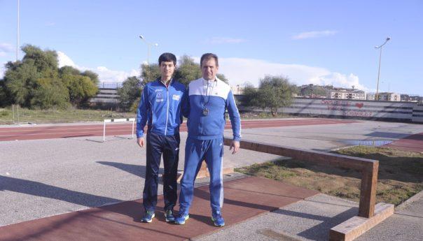 Artuso e Licata vestono azzurro al raduno di Grosseto