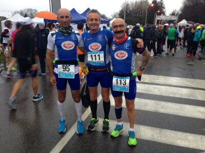 Michele D'Errico campione italiano SM60 della 100 km