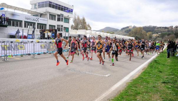 Triathlon: successo di partecipanti per la 1a tappa del circuito siciliano