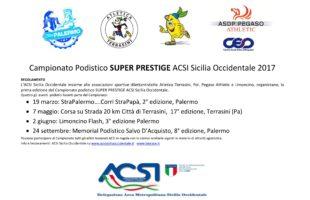Ai nastri di partenza il Campionato Super Prestige
