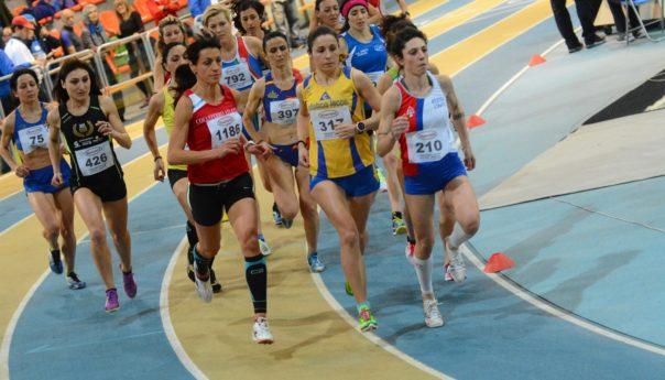 Il medagliere della Sicilia ai Campionati Italiani Indoor Master