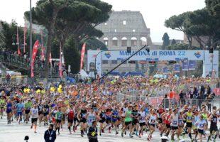 23ª Acea Maratona di Roma: oltre 16.000 al via. Info e curiosità