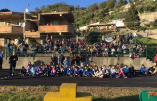 L'atletica giovanile protagonista al polifunzionale di Savoca