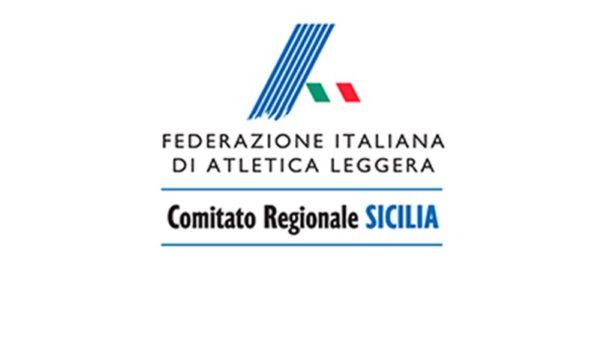 Il Comitato regionale della Fidal Sicilia verso i saluti finali...