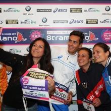 Anna Incerti alla Stramilano Half Marathon. In gara anche Daniele Meucci