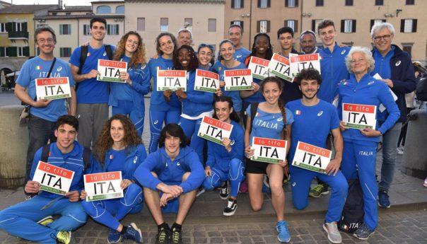 100 giorni ai Campionati Europei under 20: Italia con Artuso e Licata