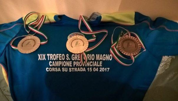 Diario della corsa: il 19° Trofeo San Gregorio Magno